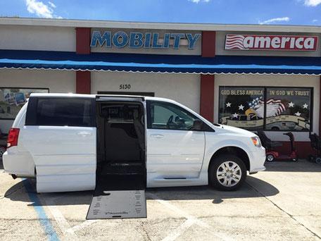 Dodge Grand Caravan Mobility Van
