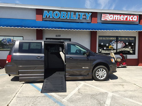 2016 Dodge Grand Caravan Companion Van