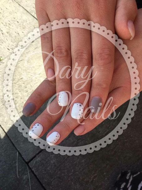 Dary Nails - HeimatHochzeit - Brautnägel