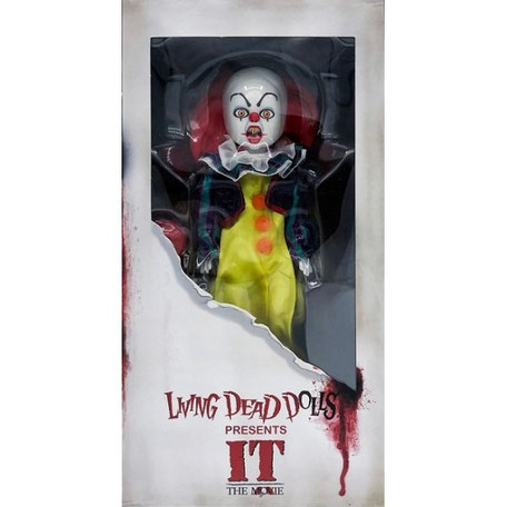 Penywise Living Dead Doll
