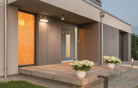 Aluminium Haustüren, Alu Haustür