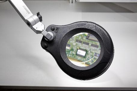 Leuchtenkopf BATZ TRONIC RLL LED Lupenleuchte Master