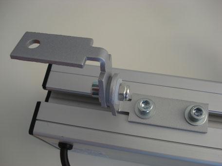 Schwenkbügel LED Systemleuchten