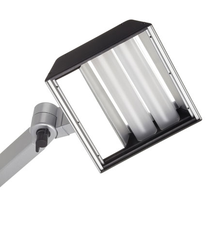 LED Röhren AUS - LED Arbeitsplatzleuchte M-LED