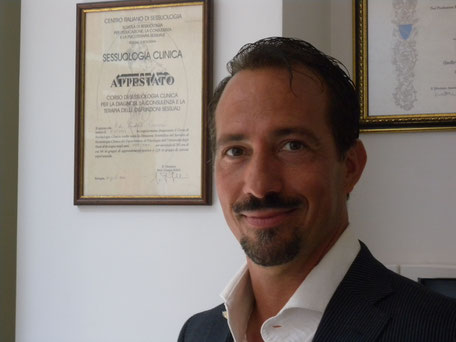 Psicologo Sessuologo Milano-Como-Monza Dr. Andrea Ronconi Psicoterapeuta