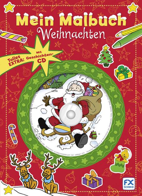 Mein Malbuch – Weihnachten 06|2016 F.X. Schmid