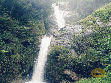 Mae Pan Wasserfall im Doi Inthanon National Park