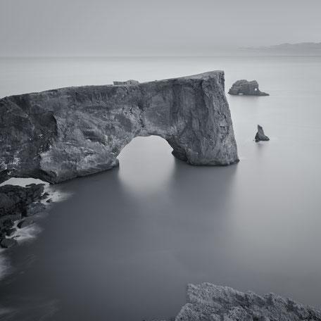 Arch | Dyrhólaey | Iceland 2016