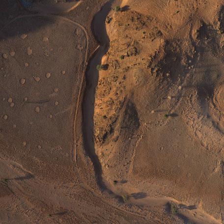 Namib sky balloon safari Namibia - Namib Naukluft Park, Sossusvlei - legendary fairy circles
