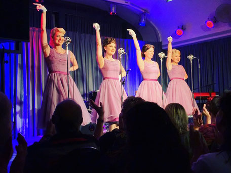 The Tonic Sisters Live