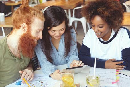 Diversity Management Coaching für die Zielgruppen