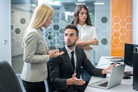 Führungskräfte Kommunikation Training