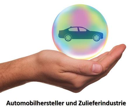 Automobilhersteller Reinigung