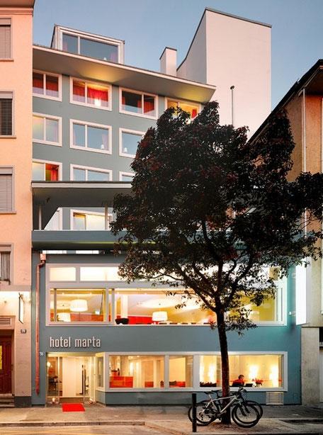 hotel marta heute
