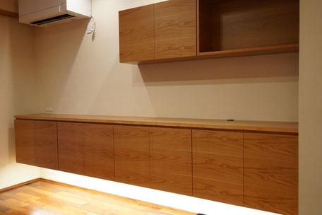 リビング収納 飾棚 木製家具