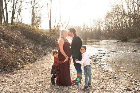 Photographe grossesse femme enceinte future maman dijon beaune dole chalon sur saone auxonne