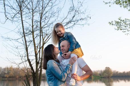 Photographe Famille enfant Dijon Beaune Nuits Saint Georges