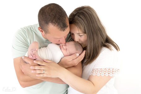 Séance photo naissance bébé nouveau-né bébé à domicile Dijon Beaune Chalon sur Saône Dole Auxonne