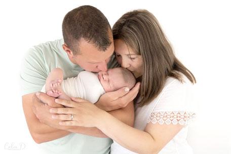 Séance photo naissance nouveau-né bébé Dijon Beaune Chalon sur Saône Auxonne