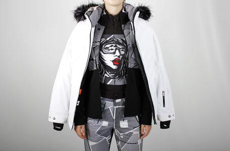 Winterkleider von Icepeak