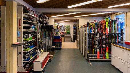 Ski-Miete Kaufmann Sport
