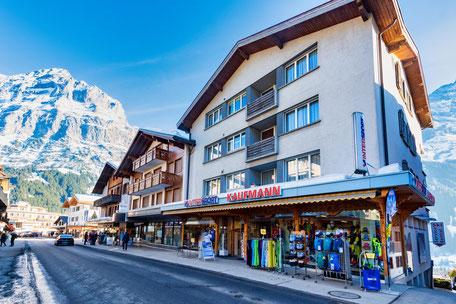 Ski-Miete Grindelwald Kaufmann Sport