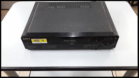 riparazione videoregistratore sony e combinati vhd hdd dvd
