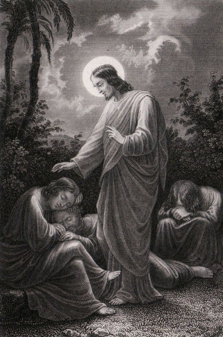 Wie Hat Jesus Gebetet