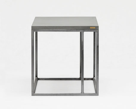 concrete coffee table qbe