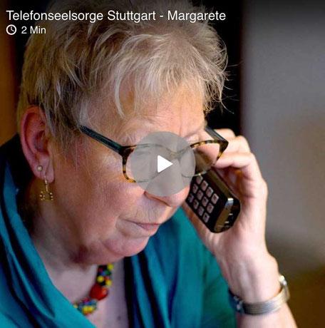 Margarete von der Telefonseelsorge