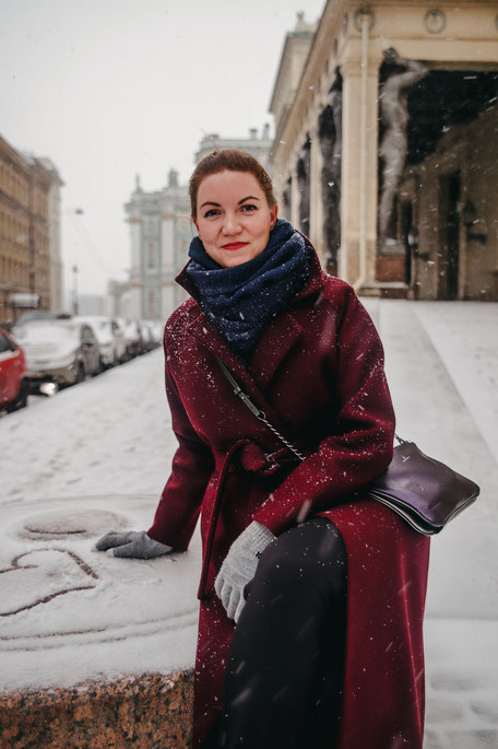 Tatiana Prosycheva guide russie