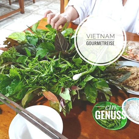 Gourmetreise-vietnamesische-Küche-Gaumen-verwöhnen-kulinarische-Abwechslung