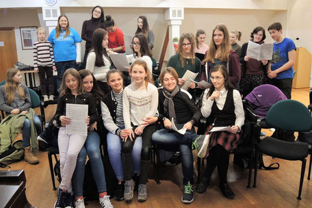 Jugendchor Mitsingen