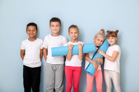 Meditation Kurs für Kinder 7-12 Jahre, Yoga2day.institute, Zürich Oerlikon