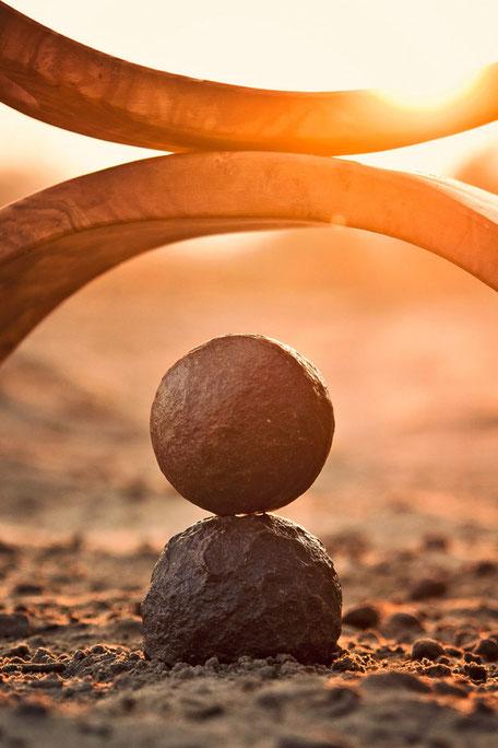 Therapie und Behandlung zur Regulation des Ungleichgewichtes