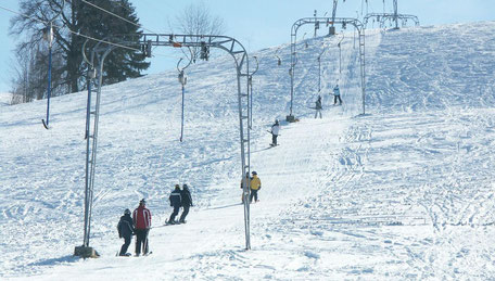 Skilift Hübeli