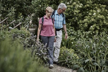 Wanderer Kräutergarten