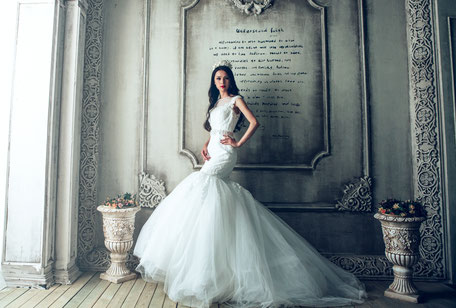 JB Création- Robe de mariée