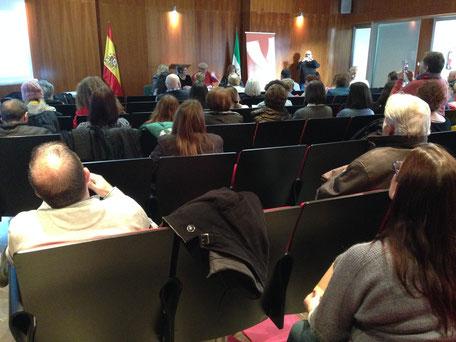 Encuentro de Entidades de Voluntariado de Granada 2015