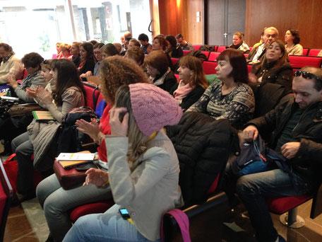 Jornada de encuentro de Entidades de Voluntariado 2015