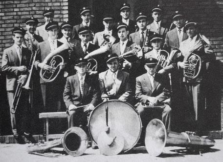 Musikverein 1955