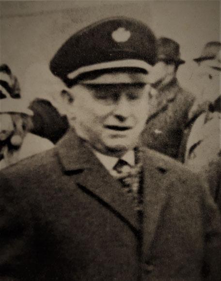 Heinrich Beckers, Ehrenvorsitzender Musikverein Birgden