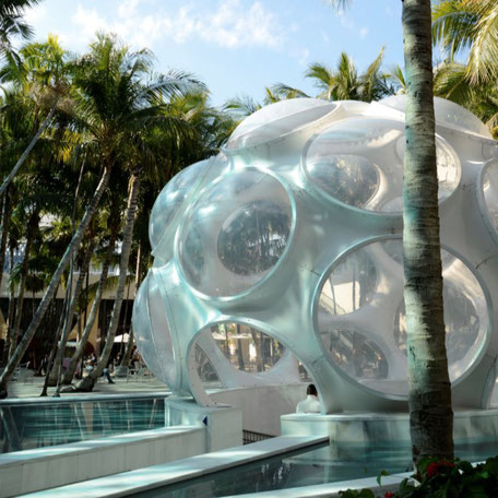 Miami Travel The Design District By PASiNGA