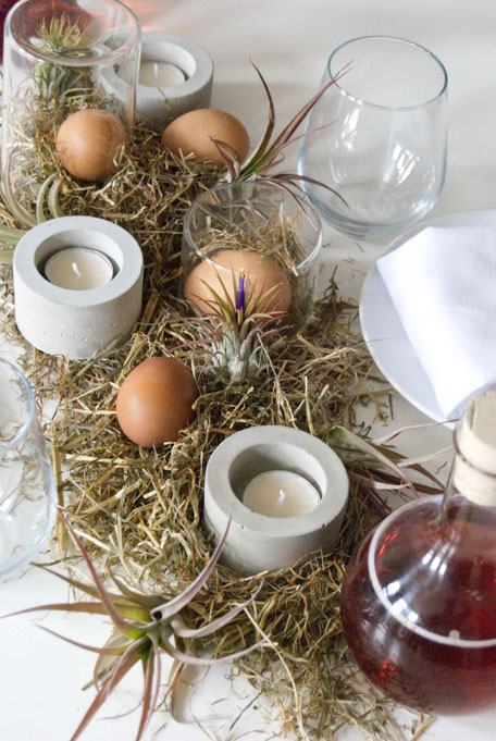 Modern Easter Centrepiece Idea By PASiNGA design