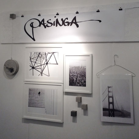 PASiNGA London Design Fair Stand N16