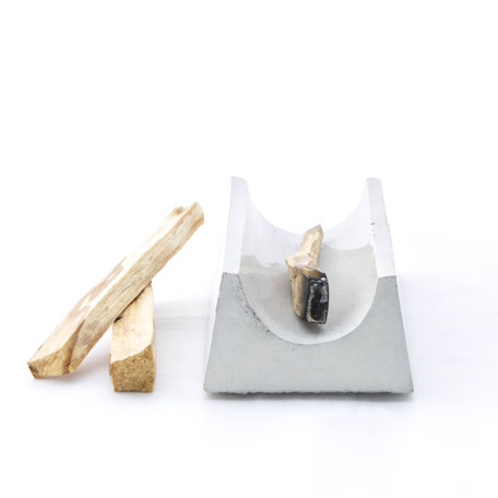 Palo Santo Incense Wood Burner by PASiNGA design
