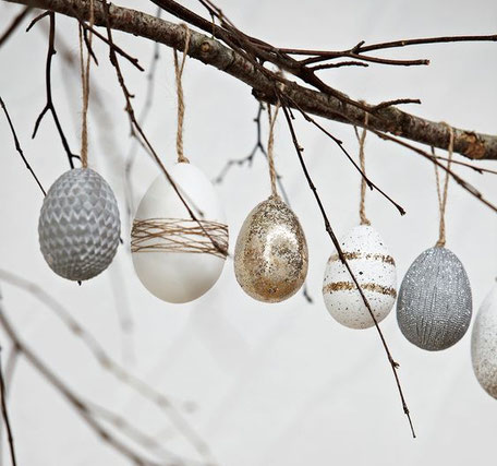 Easter Decor, image via Pinterest