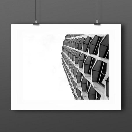 Photographic Art Print 'Centre Point' by PASiNGA