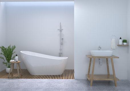 Ways to Create a Minimalist Bathroom, ideas by Luxury Lifestyle Magazine