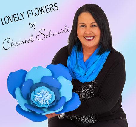 Christel Schmidt - Daskreaitvie Herz von www.lovelyflowers.de!